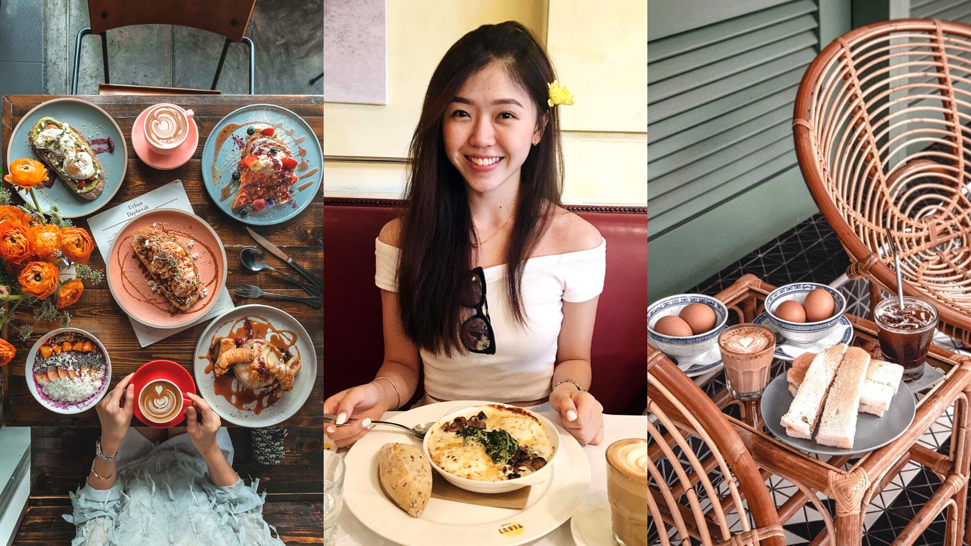 Girls' Blogs About Foods